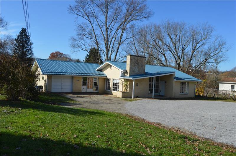 808 South Pike Rd, Sarver, PA 16055