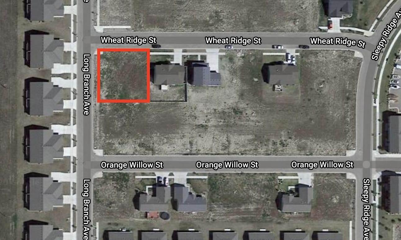 Wheat Ridge Street, Williston, ND 58801