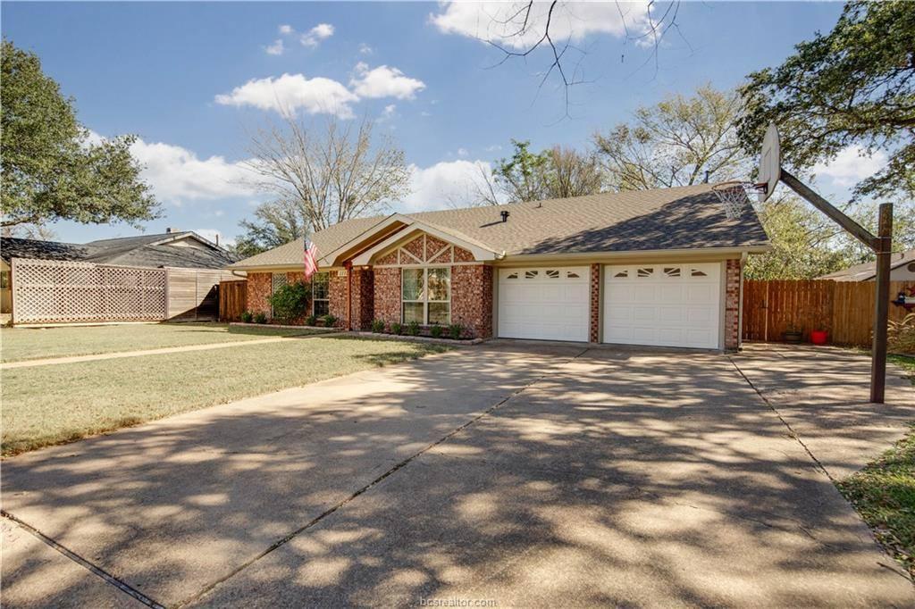 1112 Sul Ross Drive, Bryan, TX 77802