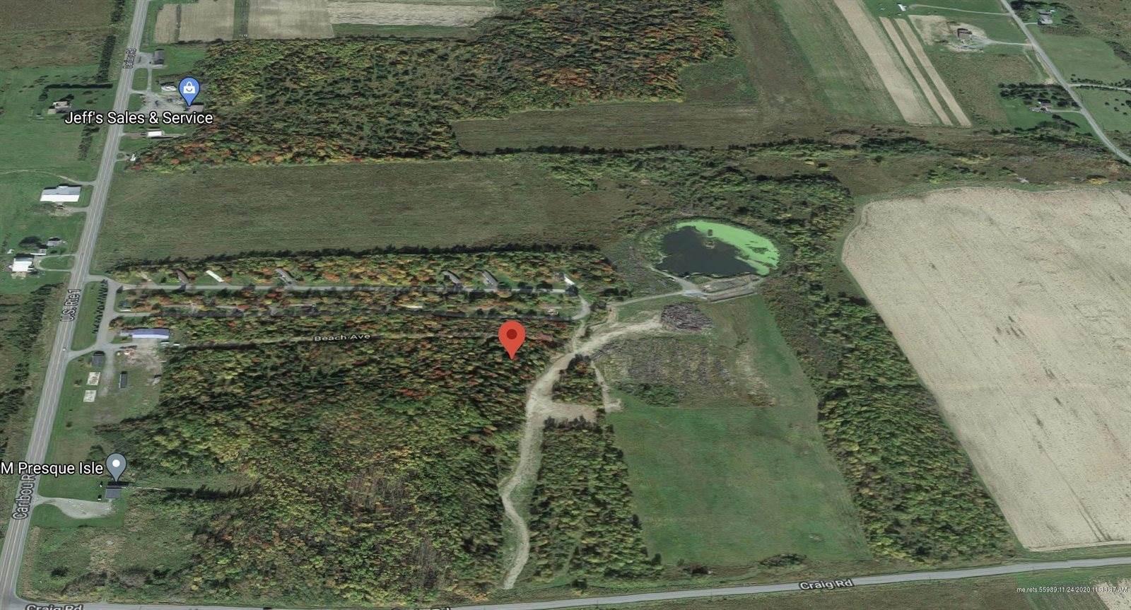 443 Caribou Road, Presque Isle, ME 04769