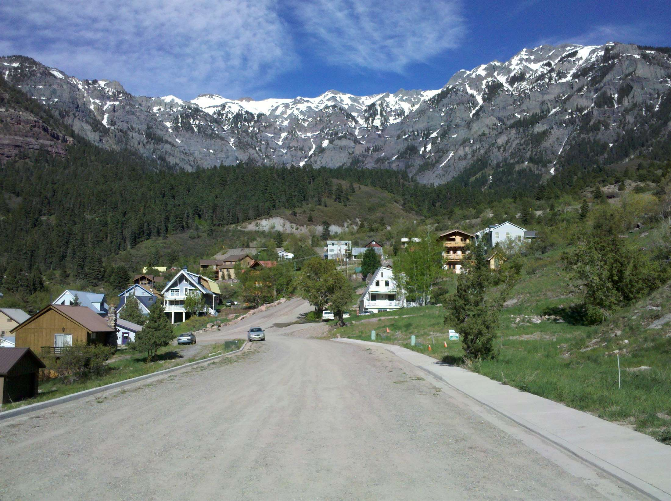 Lot E 2nd Avenue, Ouray, CO 81427