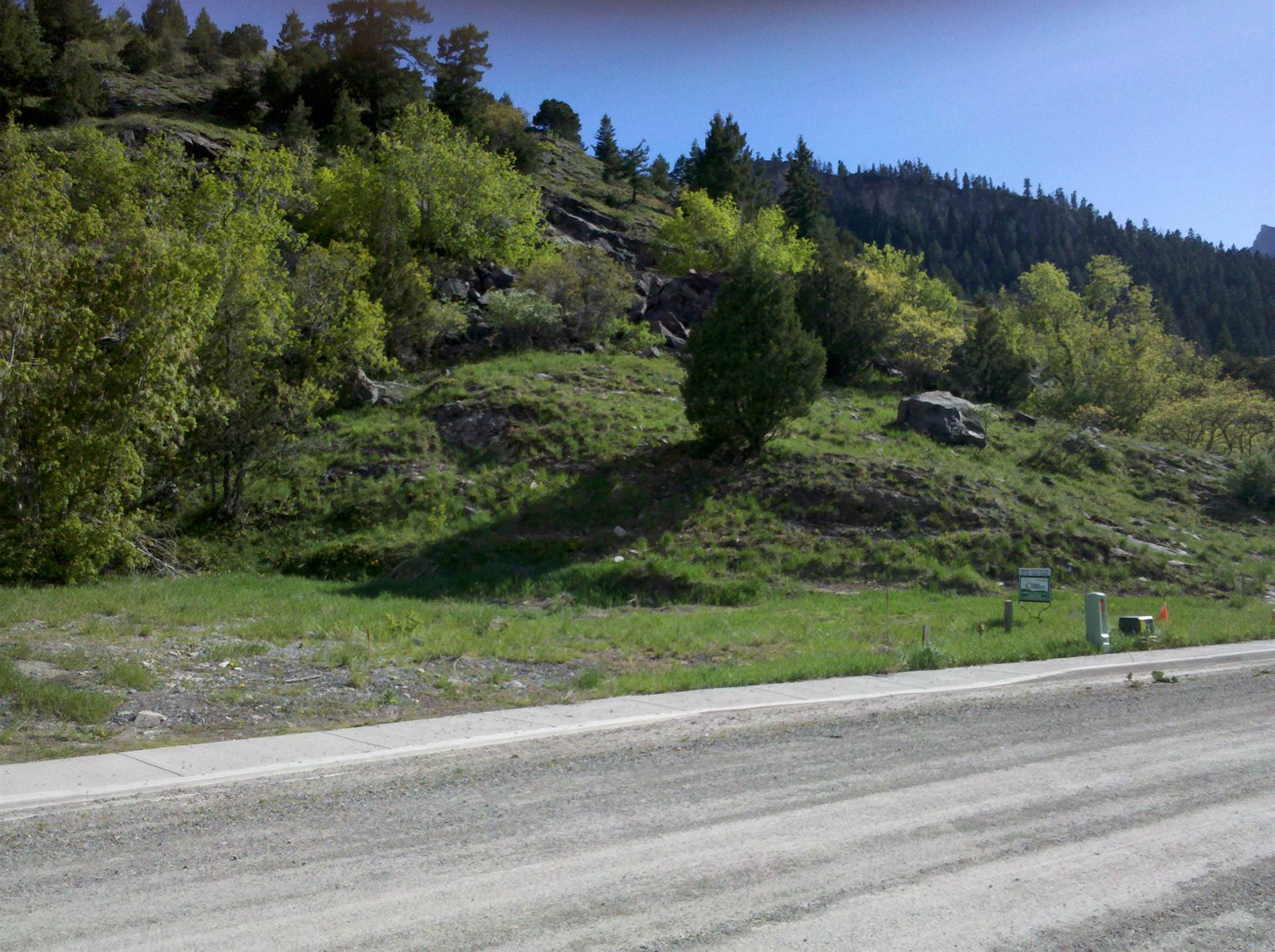 Lot D 2nd Avenue, Ouray, CO 81427