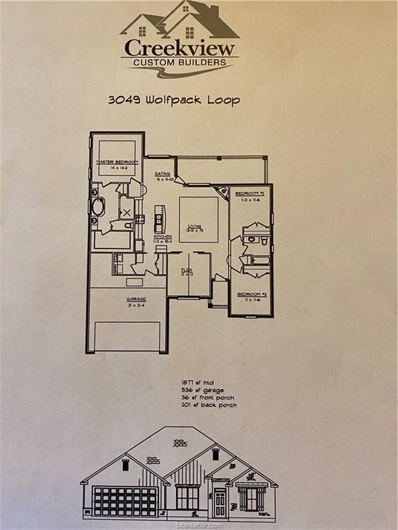 3049 Wolfpack Loop, Bryan, TX 77808