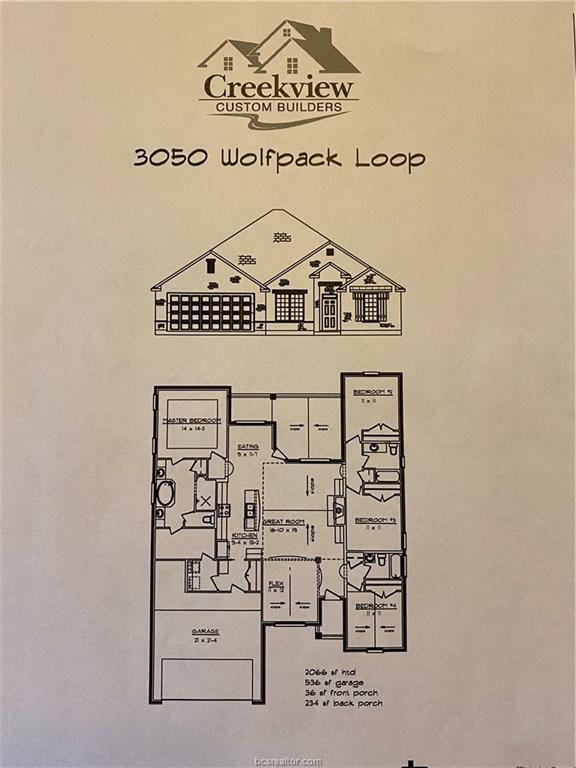 3050 Wolfpack Loop, Bryan, TX 77808