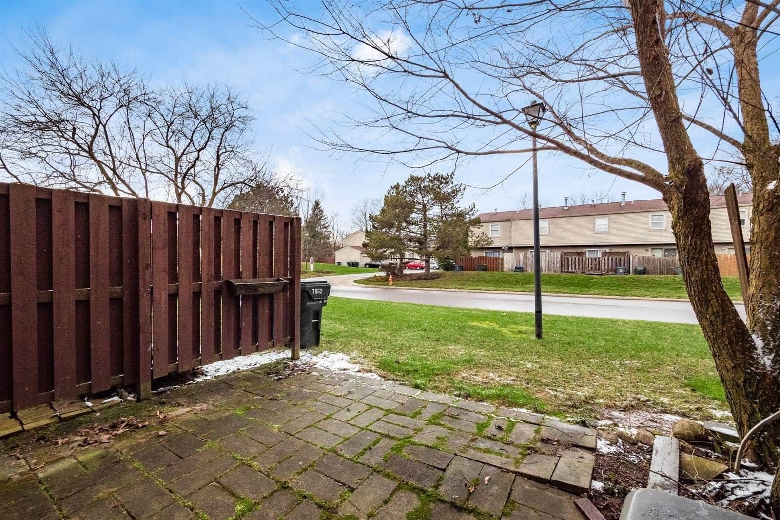 7862 Barkwood Drive, #17C, Worthington, OH 43085