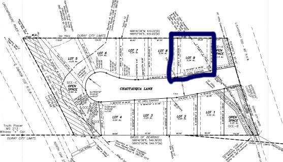 Lot 9 Chautauqua Lane, Ouray, CO 81427