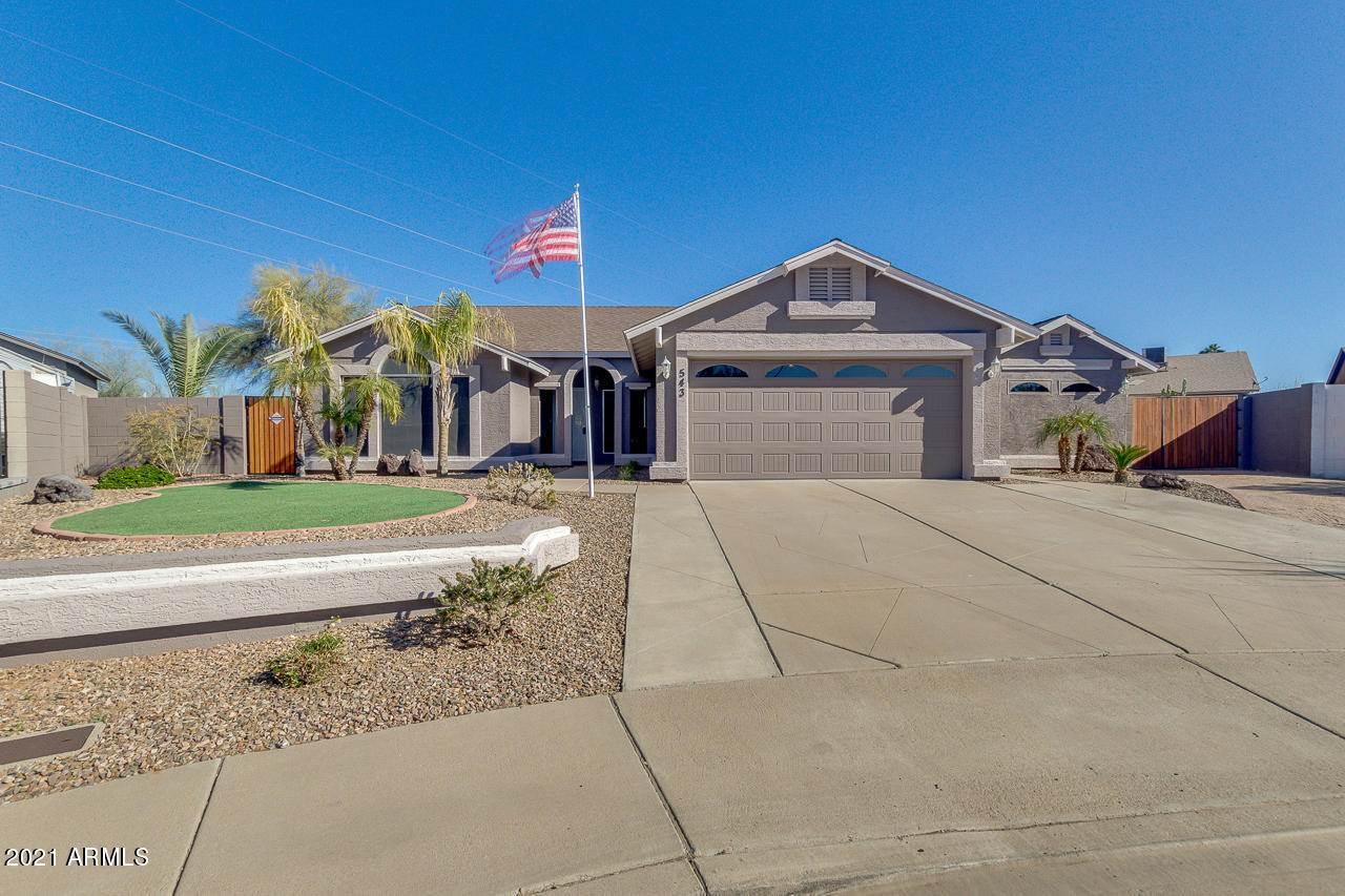 543 N. 63rd Pl, Mesa, AZ 85205