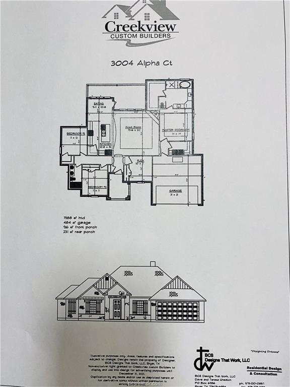3004 Alpha Court, Bryan, TX 77808