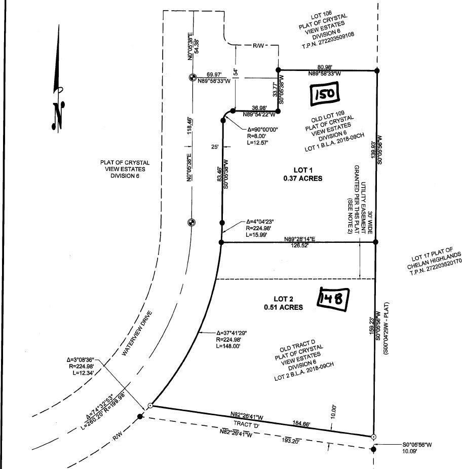 148 Waterview Drive, Chelan, WA 98816