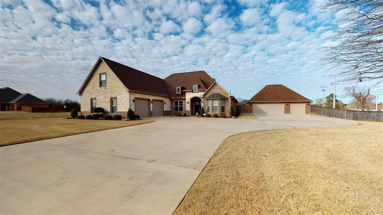 5002 Rochelle Ln, Texarkana, TX 75503