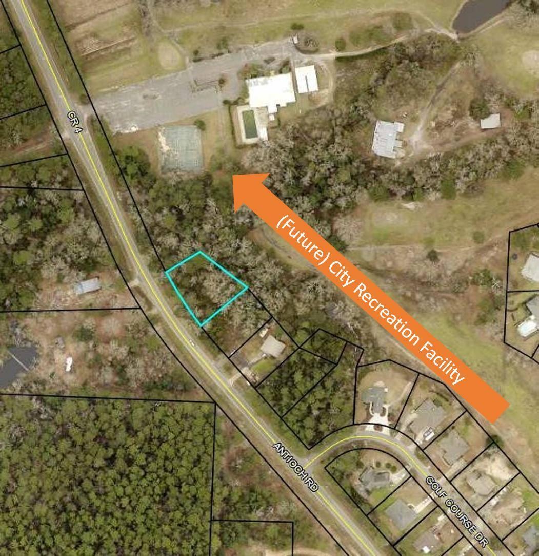 Lot 1 Antioch Road, Crestview, FL 32536