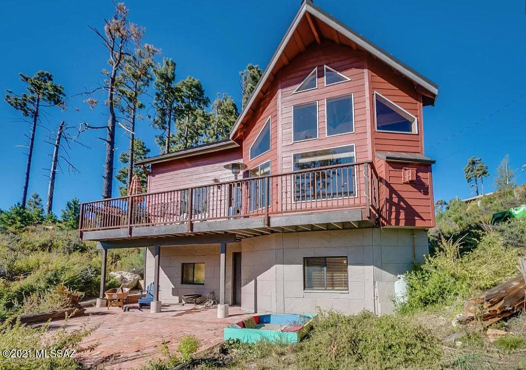 12993 Yuma Road, Mt. Lemmon, AZ 85619