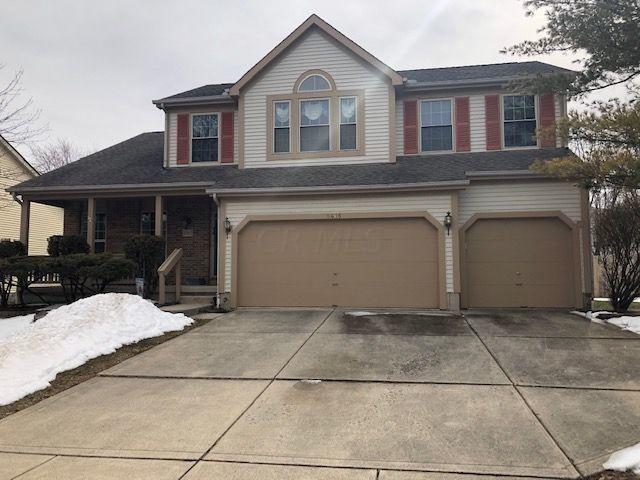 5465 Oakwynne Avenue, Hilliard, OH 43026