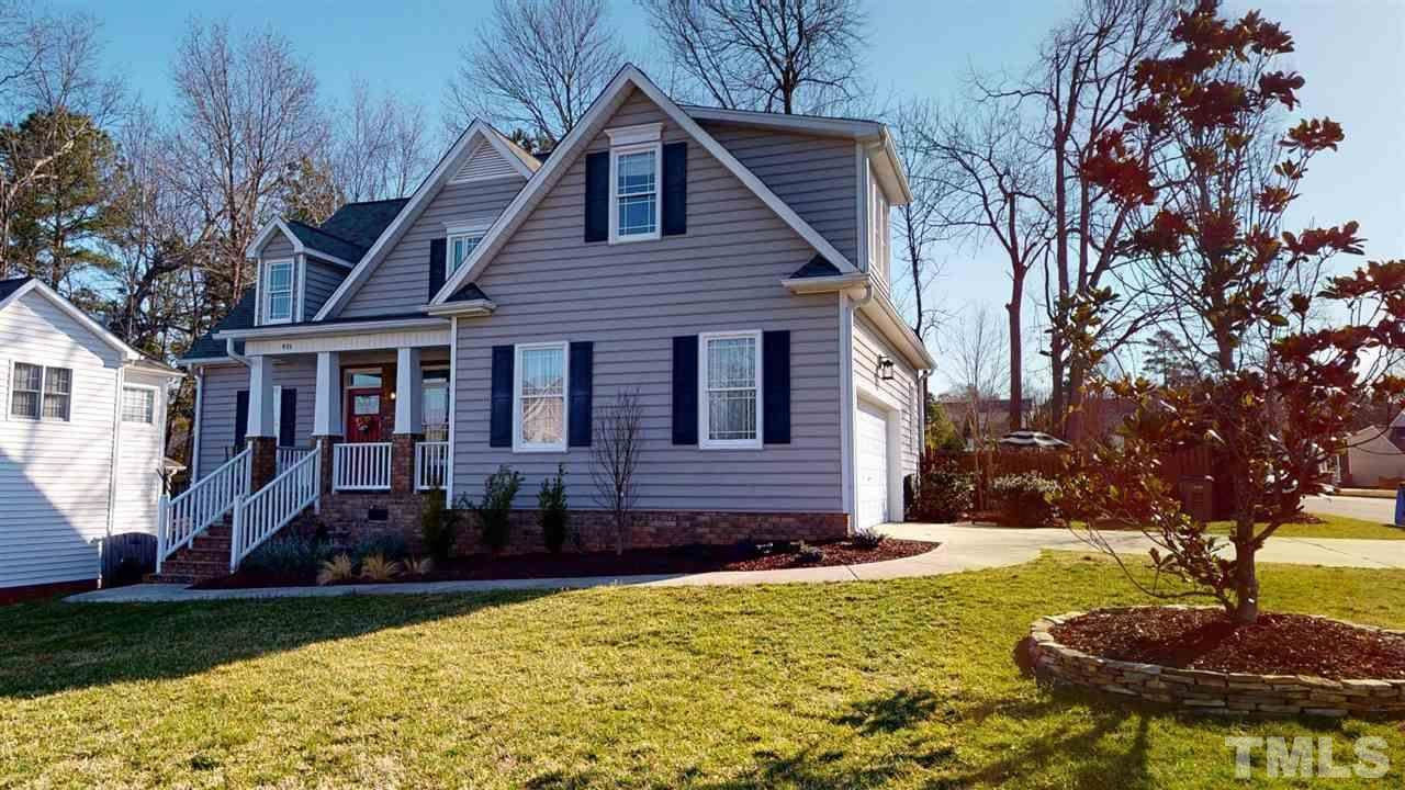 921 Richland Ridge Drive, Wake Forest, NC 27587