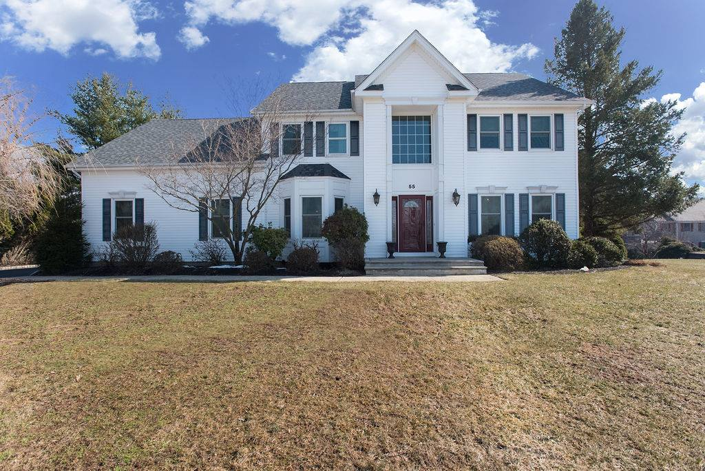 55 Scheurman Ter, Green Brook Township, NJ 07059