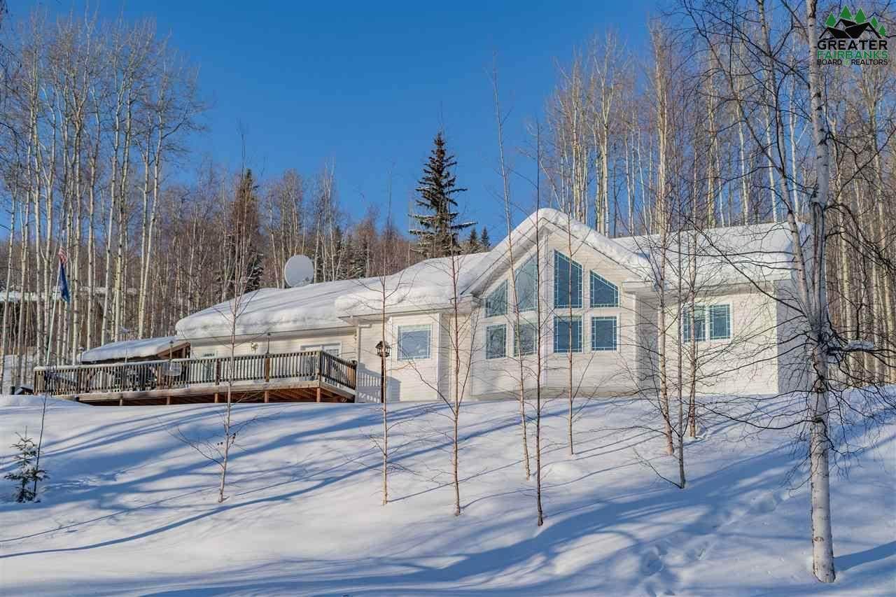 682 Lancaster Drive, Fairbanks, AK 99712