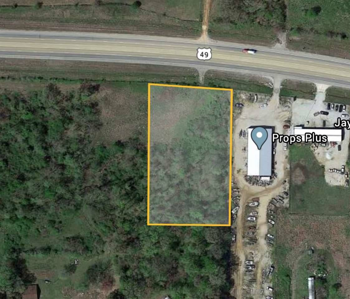 1.5 acres HWY 49N, Brookland, AR 72417