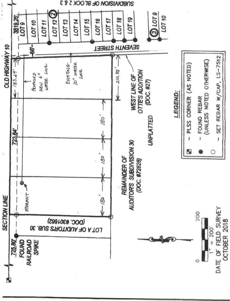 Lot 3 Ash Avenue, New Salem, ND 58563