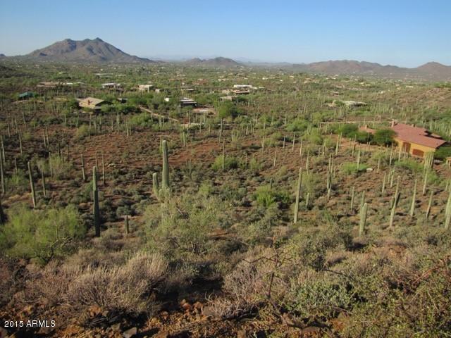 424XX North Sierra Vista Road, Cave Creek, AZ 85331