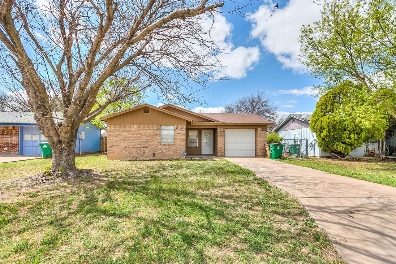 1105 Toby Ln, San Angelo, TX 76903