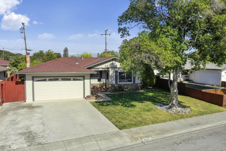3563 Macintosh ST, Santa Clara, CA 95054