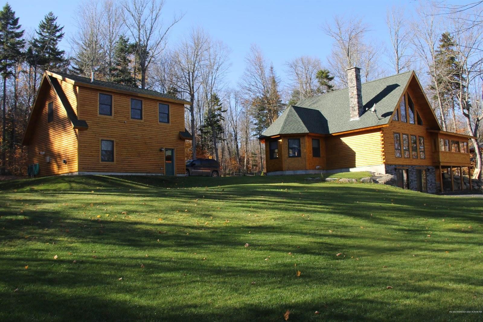 186 Poplar Hill Road, Tomhegan Township, ME 04478