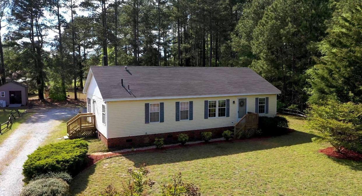 1012 South Whiskey Road, Candor, NC 27229