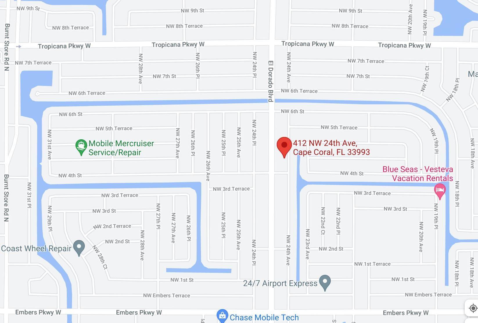 412 NW 24th Avenue, Cape Coral, FL 33993