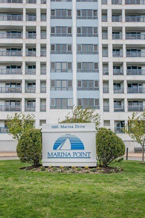 1001 Marina Drive, #805, Quincy, MA 02071