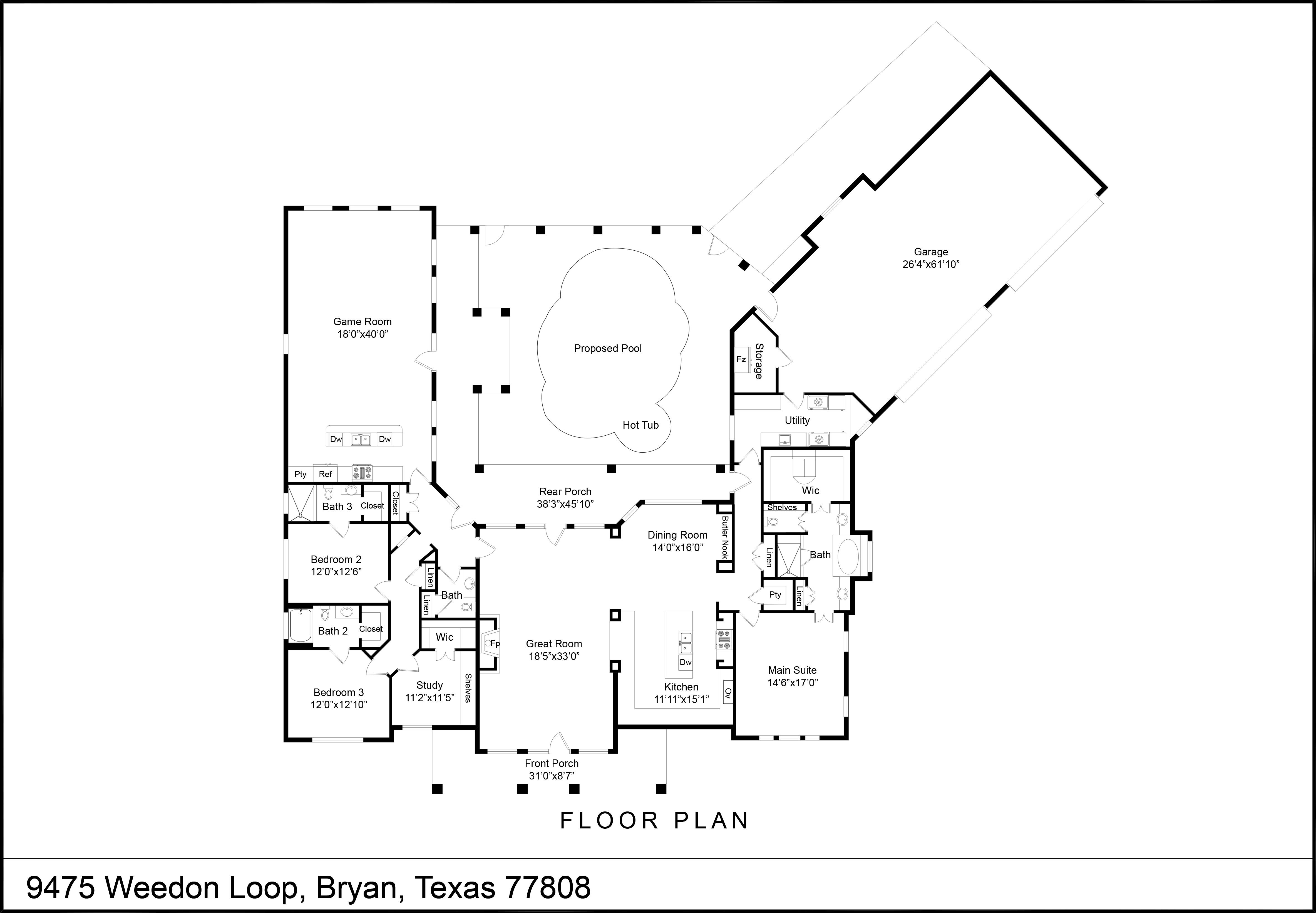 9475 Weedon Loop, Bryan, TX 77808