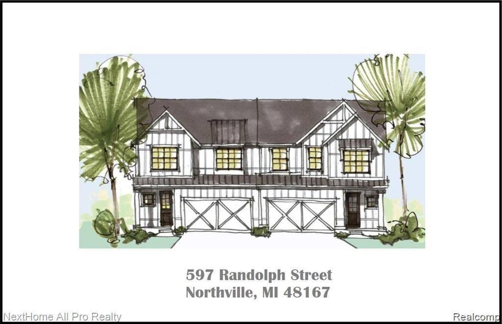 597 Randolph Street, #A, Northville, MI 48167