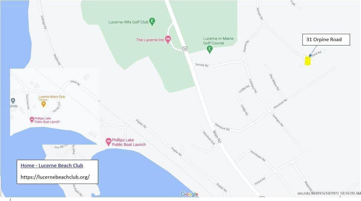 31 Orpine Road, Dedham, ME 04429
