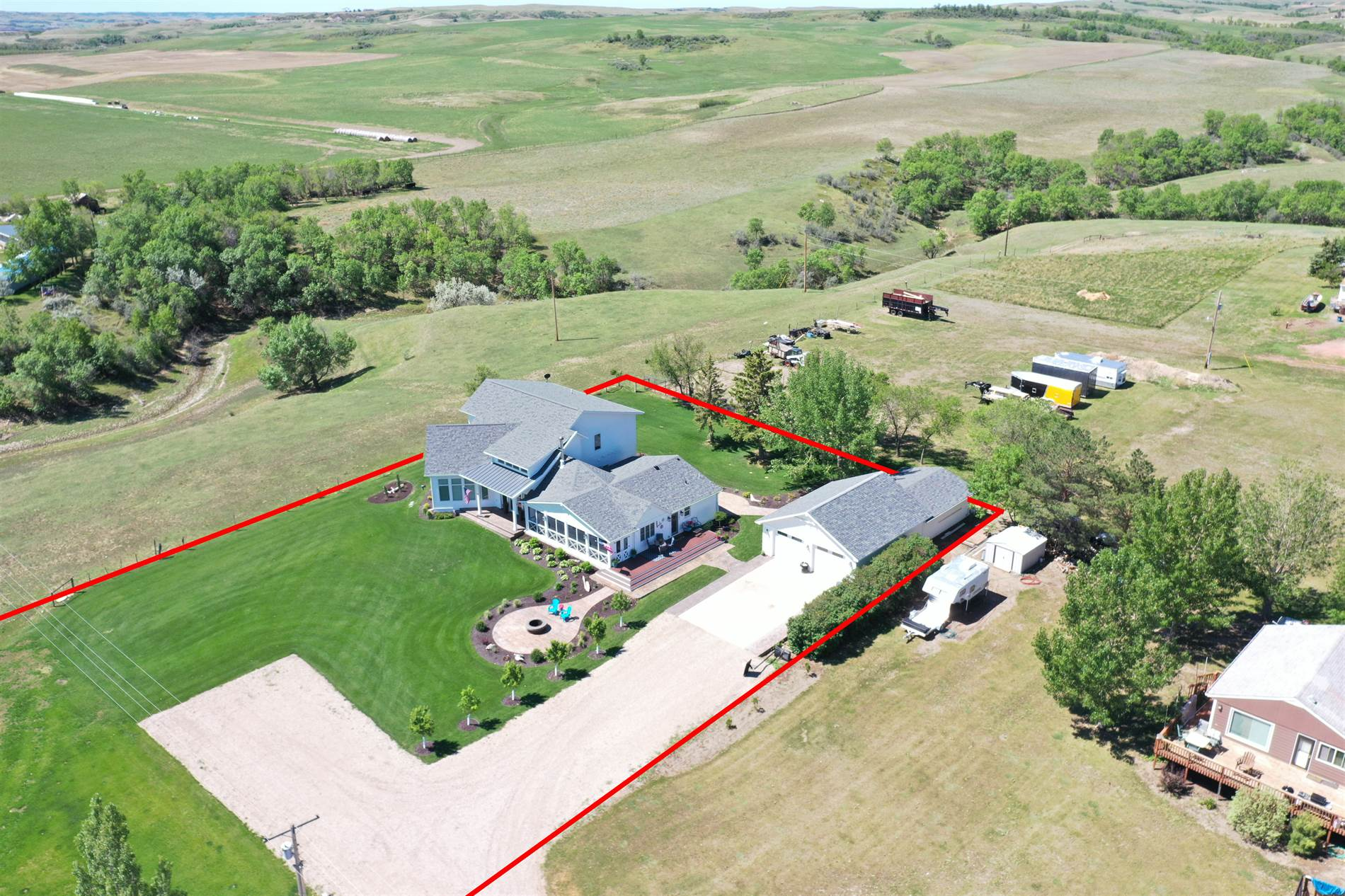 4643 119th Rd NW Lot 101, Epping, ND 58843