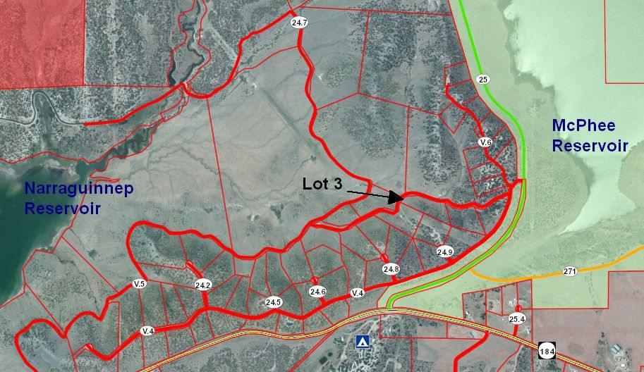 Lot 3 v.5 Road, Dolores, CO 81328