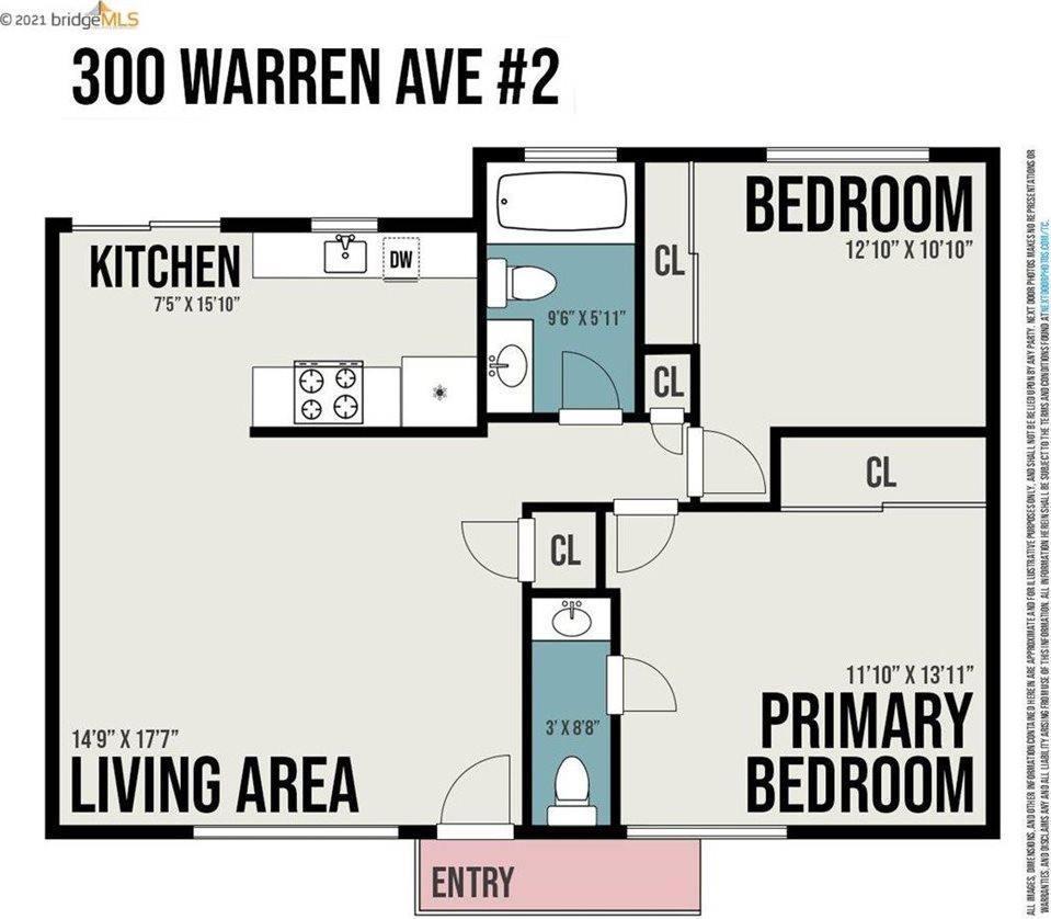 300 Warren Ave, San Leandro, CA 94577