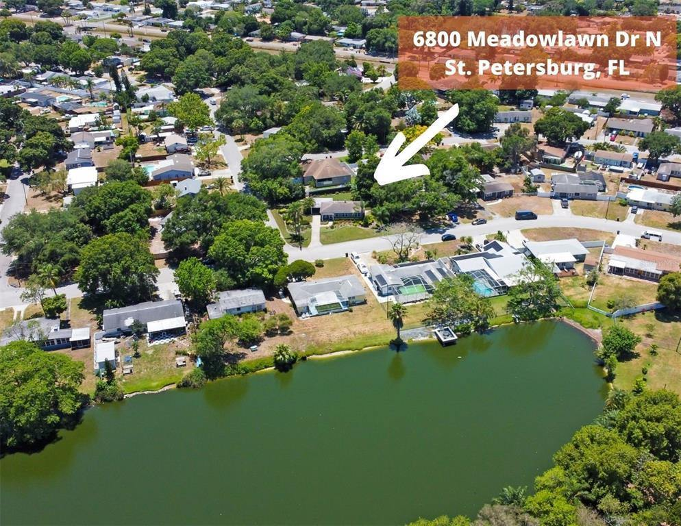 6800 Meadowlawn Drive North, Saint Petersburg, FL 33702