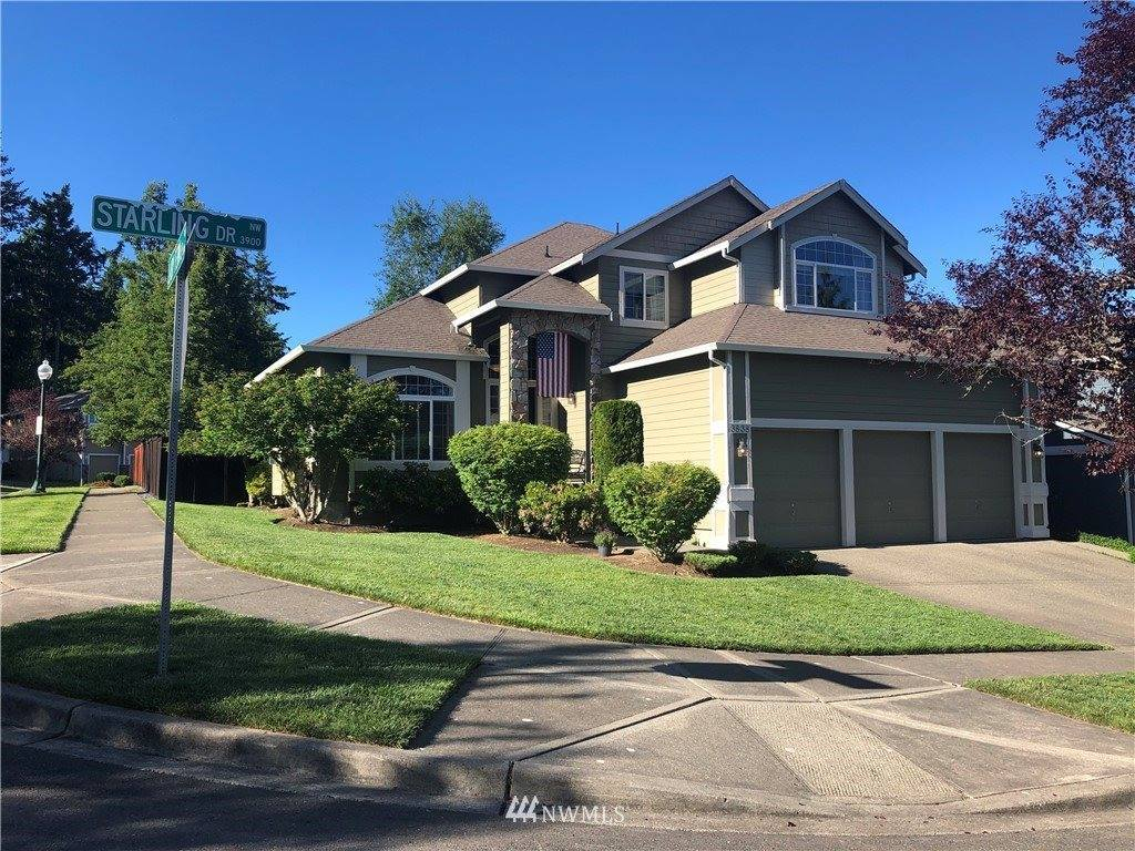 3838 Starling Drive NW, Olympia, WA 98502