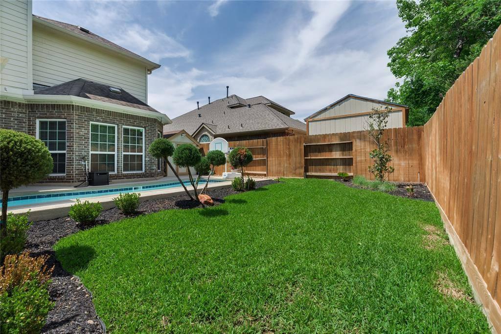 25206 Evergreen Bend Drive, Spring, TX 77389