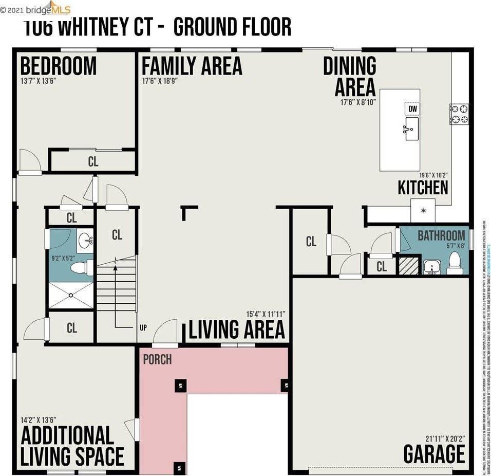 106 Whitney Ct, Oakley, CA 94561