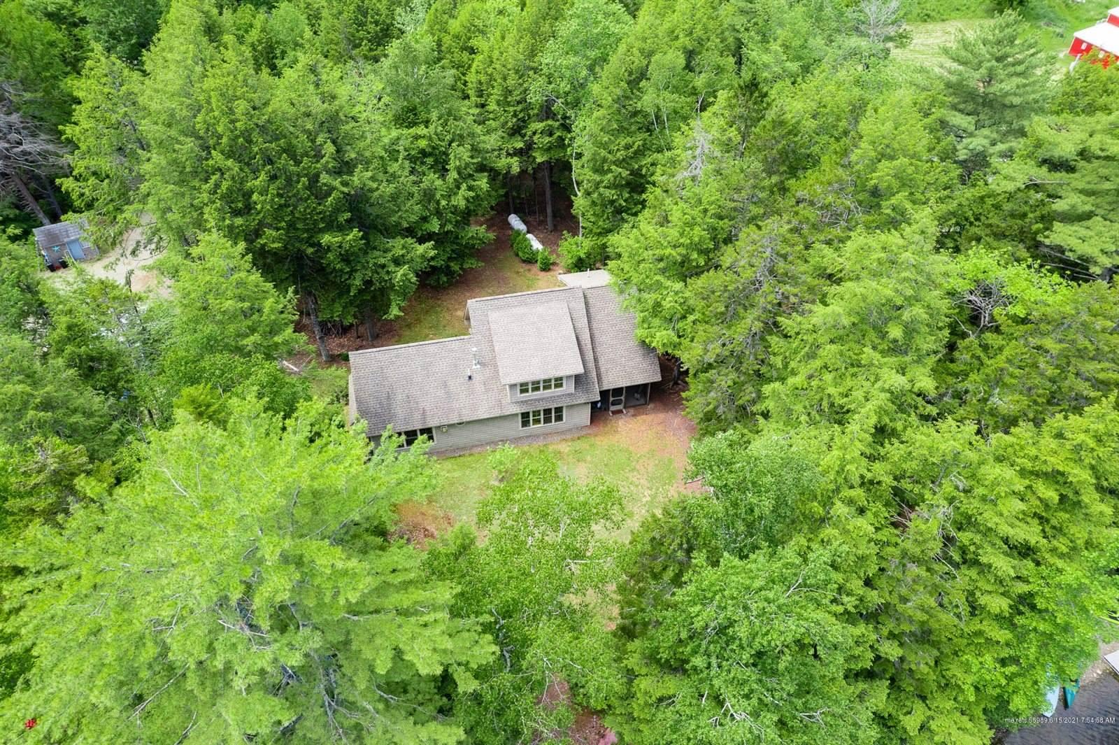 566 Springy Pond Road, Otis, ME 04605