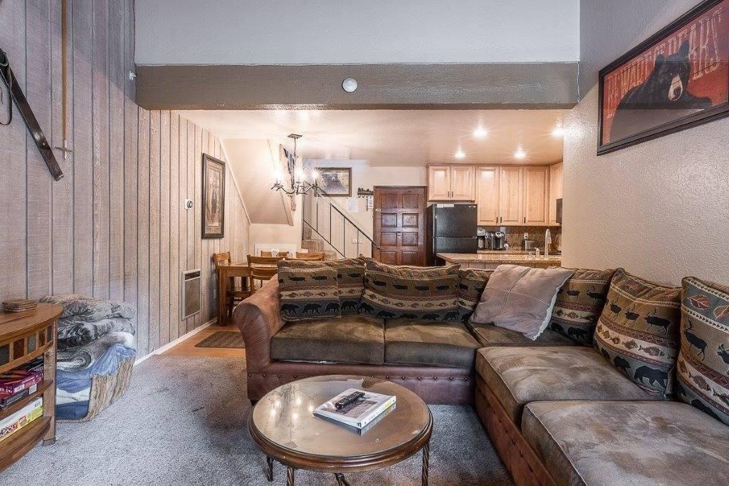 803 Canyon Blvd #56, Chamonix #C-56, Mammoth Lakes, CA 93546