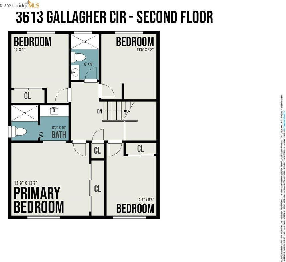 3613 Gallagher Cir, Antioch, CA 94509