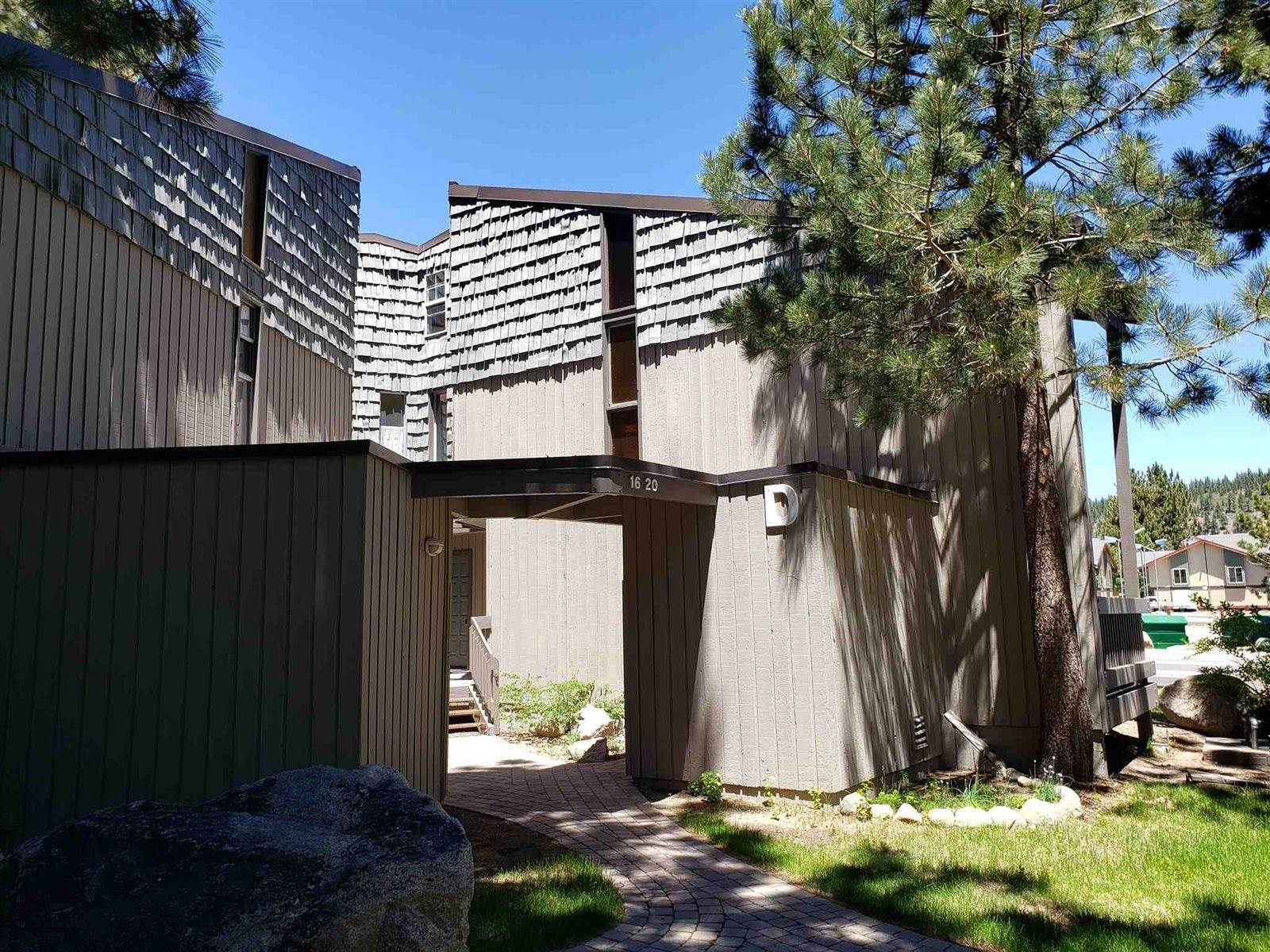286 Old Mammoth Road #17, Sierra Park Villas #17, Mammoth Lakes, CA 93546