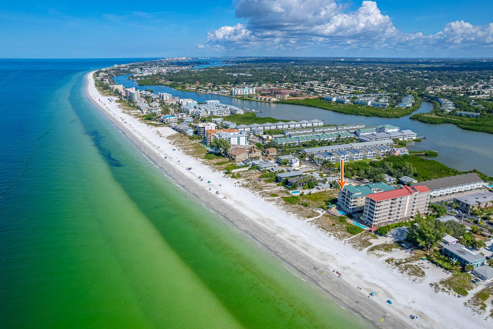 19734 Gulf Boulevard, #502, Indian Shores, FL 33785