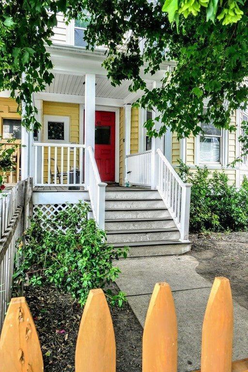48 Dix Street #2, Boston, MA 02122