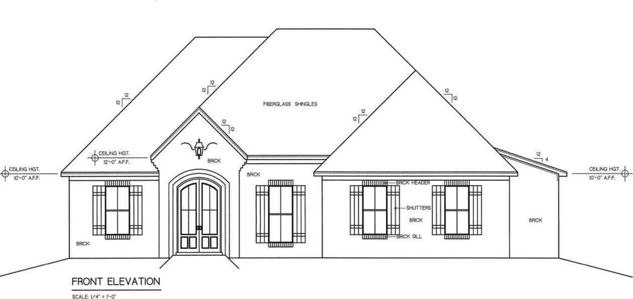 1238 Cutter Ln, Brandon, MS 39047
