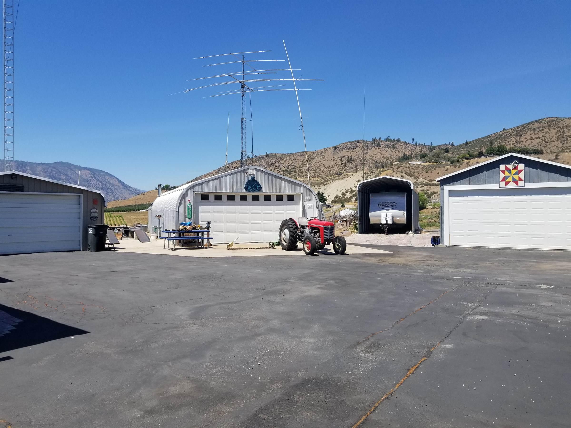 195 Ivan Morse Road, Manson, WA 98831