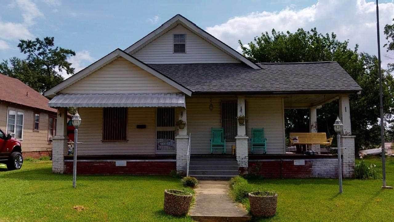 1206 Hazel, Texarkana, TX 75501
