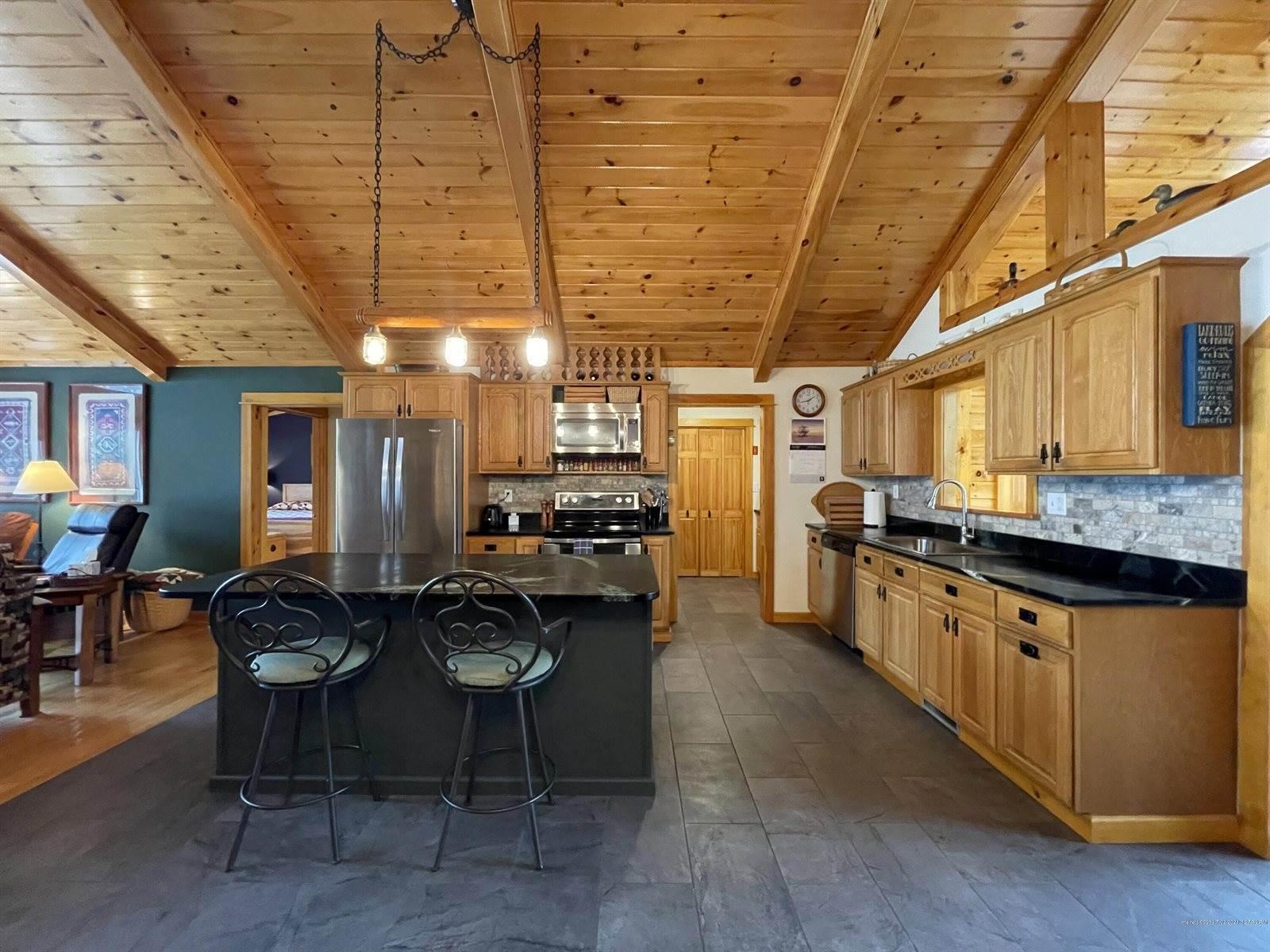 503 Cottage Road, Portage Lake, ME 04768