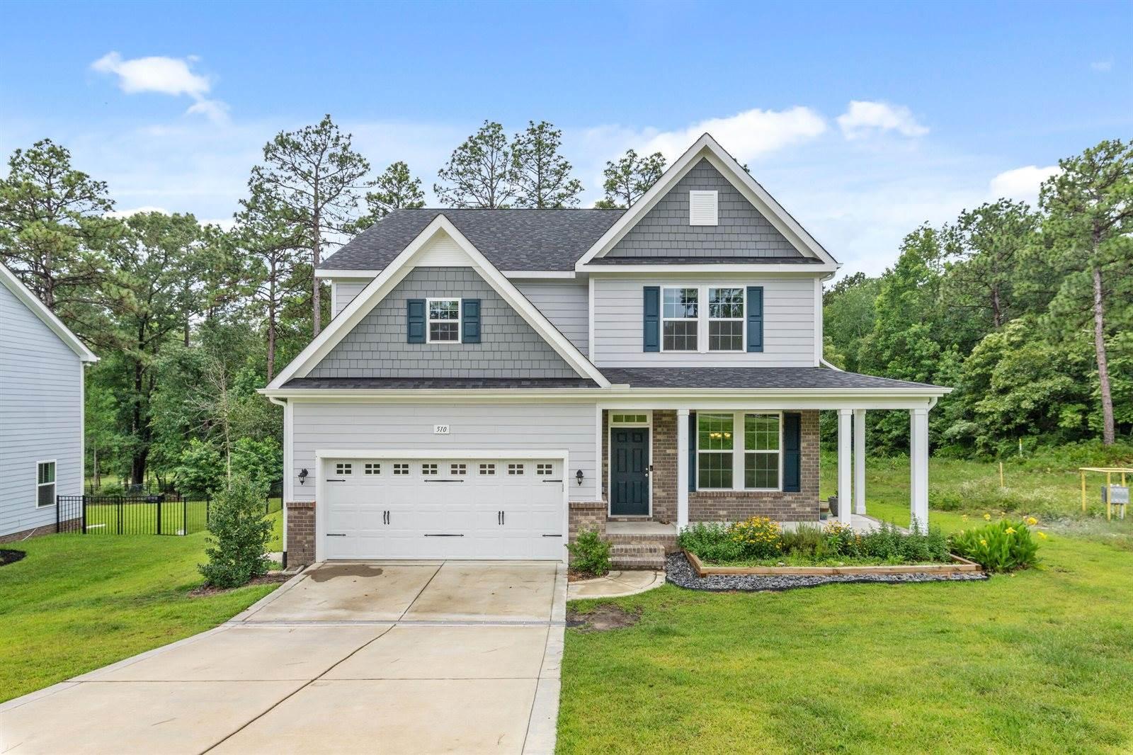 510 Avenue Of The Carolinas, Carthage, NC 28327